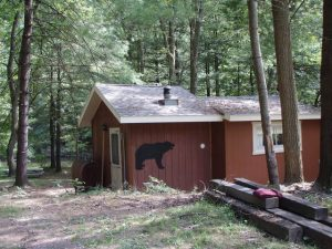 The Bear Cabin - Exterior